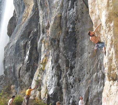 Bergsportwoche